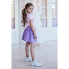 "Юбка KAFTAN ""Ballerina"" р.30 (98-104), фиолетовый - фото 105465712"