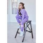 "Брюки KAFTAN ""Ballerina"" р.30 (98-104), фиолетовый - фото 105571540"