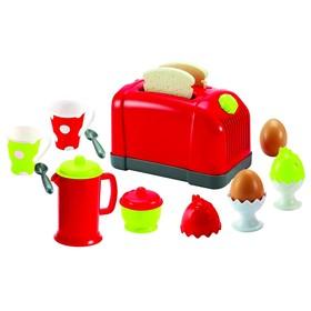 Игровой набор 100% Chef «Тостер», с аксессуарами, 17 предметов