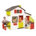 Игровой домик «Для друзей», с кухней и звонком