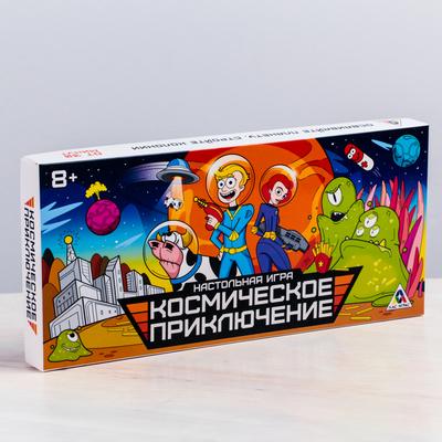 Настольная игра Космические приключения