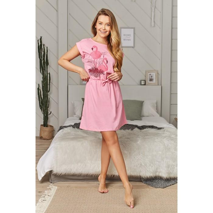 """Платье KAFTAN """"Tropic"""", розовый, р. 48-50"""
