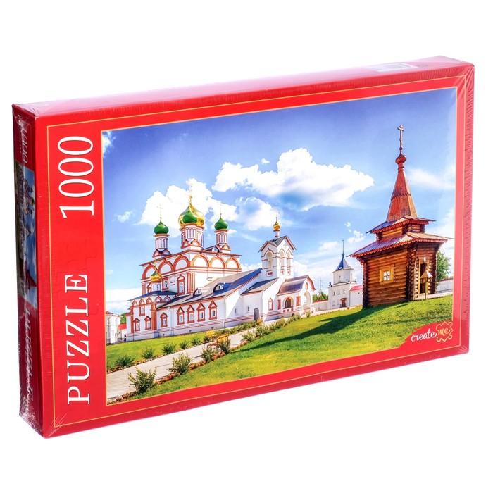 Пазл «Россия. Ростов Великий», 1000 элементов