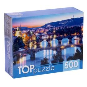 Пазл «Итальянские мосты», 500 элементов