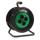 The coils TUNDRA, 4 outlets, 20 m, 6 A, PVS 2x0.75 without z/K, GOST