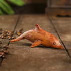 Souvenir wood Dolphin 3х10х4 cm