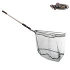 Подсачник рыболовный, складной d=50 см, алюминиевая ручка 1,3 м