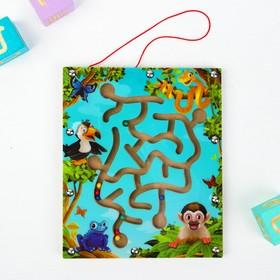 "Maze logic ""Jungle"""