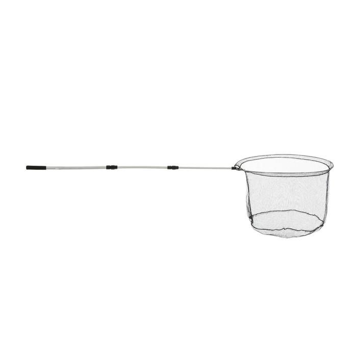Подсачник рыболовный, складной d=60 см, алюминиевая ручка 1,5 м