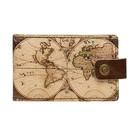 Визитница на кнопке «Карта глобус»