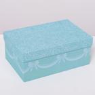 Коробка подарочная «Торт», 28 × 18.5 × 11.5 см