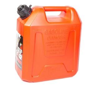 Канистра для бензина 10л SeaFlo SFGT-10-01, красный