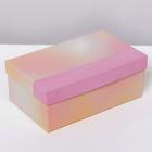 Коробка подарочная «Нежность», 20 × 12.5 × 7.5 см