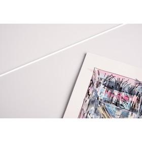 Планшет для пленэра, оргстекло, 30 x 40 см, под А4+, толщина 3 мм