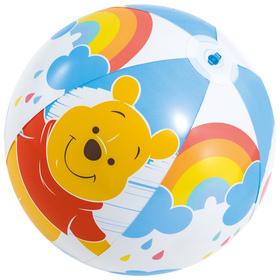 Мяч пляжный «Винни Пух», диаметр 51 см, от 3 лет, цвет МИКС 58025NP INTEX Ош