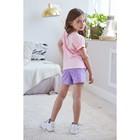 "Футболка KAFTAN ""Ballerina"" р.30 (98-104), розовый - фото 105705353"