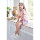 "Футболка KAFTAN ""Ballerina"" р.30 (98-104), розовый - фото 105705352"