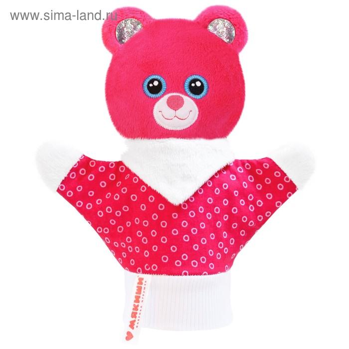 Мягкая игрушка на руку «Медвежонок»