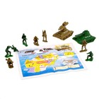 "A set of toy soldiers ""Blitzkrieg"", 11 items"