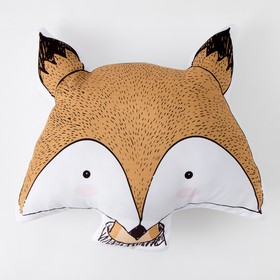 Подушка Крошка Я «Лисичка», 39 × 50 см, п/э 100 %