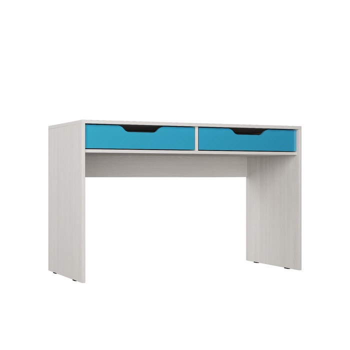 Стол для детской Фристайл 750х1200х550 ПВХ Бонди/Ясень Анкор Белый