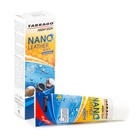 Крем для обуви Tarrago Nano Leather Cream 000, бесцветный, 75 мл