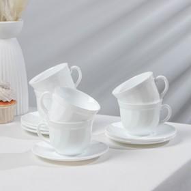 Сервиз чайный на 6 персон 220 мл Trianon