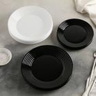 Сервиз столовый Harena Black&White, 18 предметов