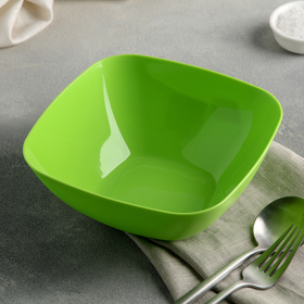 Salad bowl 1 l, 18 cm, MIX color