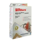 Мешки пылесборники Filtero FLS 01 (S-bag) Comfort, 4 шт., для PHILIPS, ELECTROLUX, синтетические