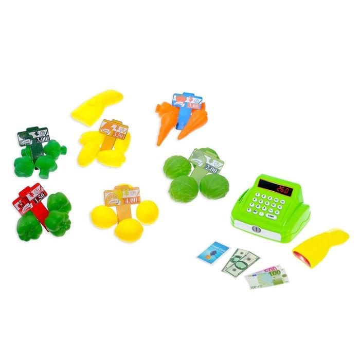 Игровой набор «Мини-магазин», в пакете
