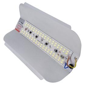 Cветодиодный светильник универсальный GLANZEN, 30Вт,2400Лм, 6500-7000К,IP43, RPD-0001-50-eco   43822