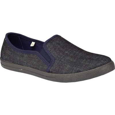 "Walking shoes textile men's ""Andrew"", color: blue, size 41"