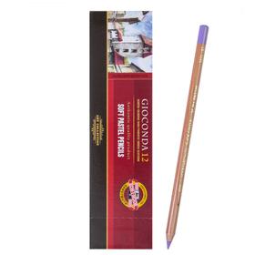Пастель сухая в карандаше Koh-I-Noor GIOCONDA 8820/183 Soft Pastel, лавандово-фиолетовая