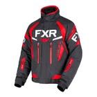 Куртка FXR Team FX с утеплителем, размер 2XL, чёрный, красный