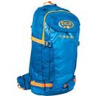 Рюкзак BCA STASH 30, синий, жёлтый