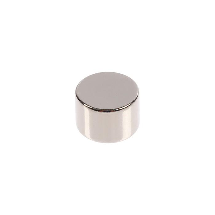 Неодимовый магнит REXANT, диск 15х10 мм, сцепление 8 кг