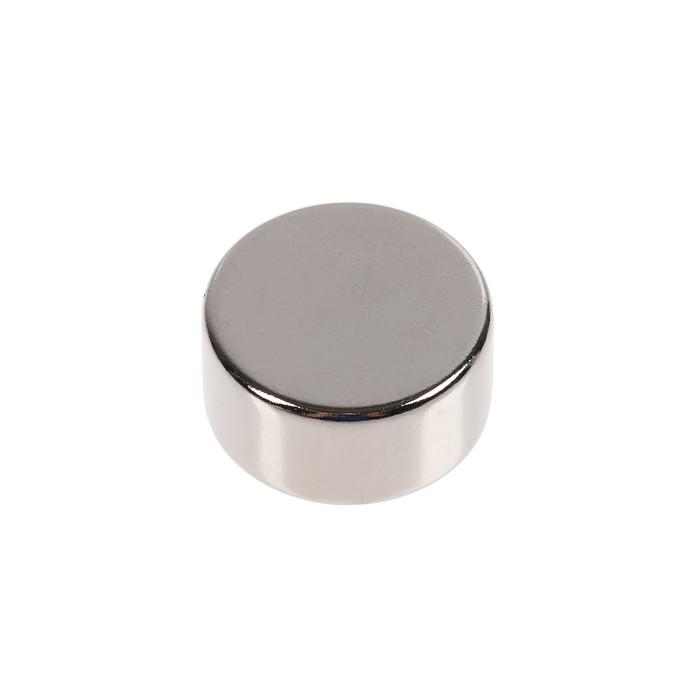 Неодимовый магнит REXANT, диск 20х10 мм, сцепление 11.2 кг