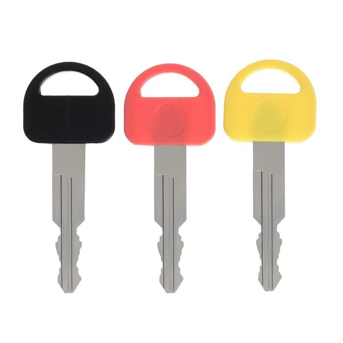 "Ручка шариковая-прикол ""Ключ"" МИКС"