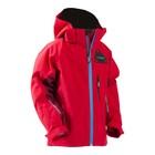 Куртка Tobe Novus без утеплителя, размер 110, красный