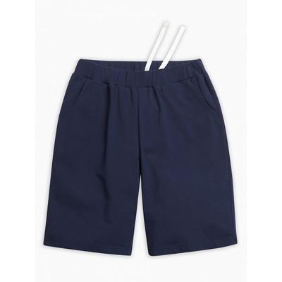 Шорты для мальчика, рост 158 см, цвет джинс