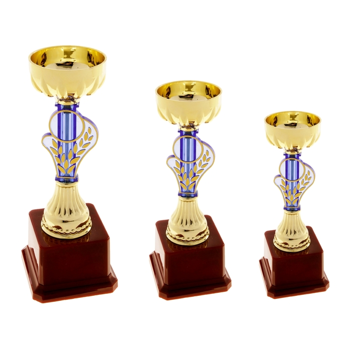 Кубок спортивный, цвет золото