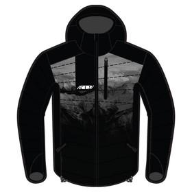 Куртка 509 Syn Loft с утеплителем, размер L, чёрный