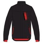Куртка 509 Range с утеплителем, размер L, красный, чёрный