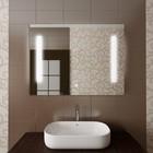 Зеркало COMFORTY «Жасмин-85» светодиодная лента, сенсор, 850x650
