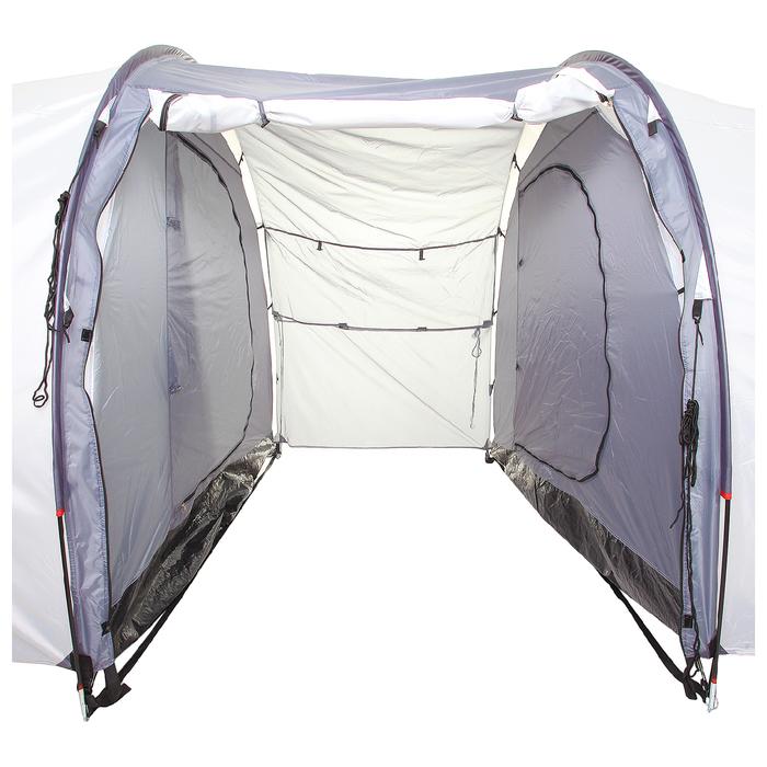Палатка туристическая CANYON, 570 х 240 х 182 см, 6-х местная, цвет серый - фото 36257
