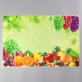 Sticker for tile Fruit