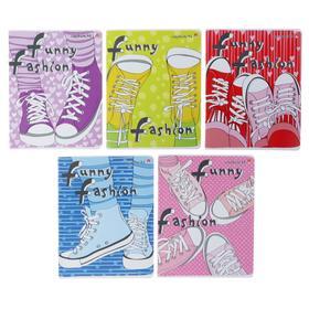Тетрадь 48 листов клетка «Кедомания NEW», обложка мелованный картон, УФ-лак, МИКС