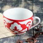 Чашка чайная  220мл 9010 Пахта красная