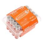 Батарейка алкалиновая TDM, AAA, LR03-24BOX, 1.5В, бокс, 24 шт.